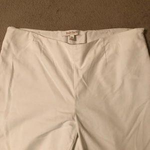 Ellen Tracy Pants - Ladies slim fit ankle pants